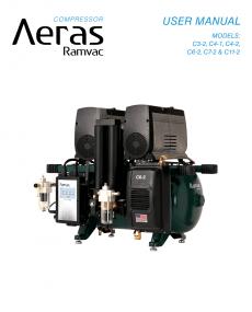 Download Aeras Ramvac Compressor User Manual
